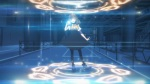 Hajime transforms into Gatchaman